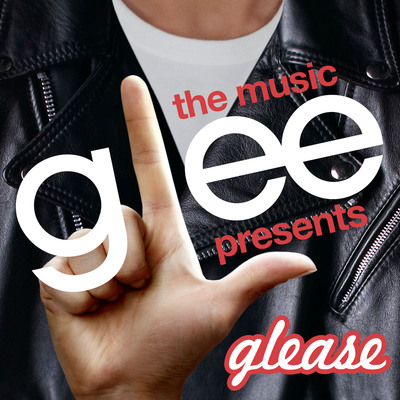 Glee: The Music Presents Glease Available November 6.  (PRNewsFoto/Columbia Records)