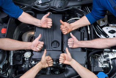 The Eric von Schledorn Auto Group has the knowledge and tools to service almost any vehicle.  (PRNewsFoto/Eric von Schledorn Auto Group)