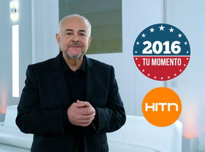 Gerson Borrero is HITN's veteran presenter