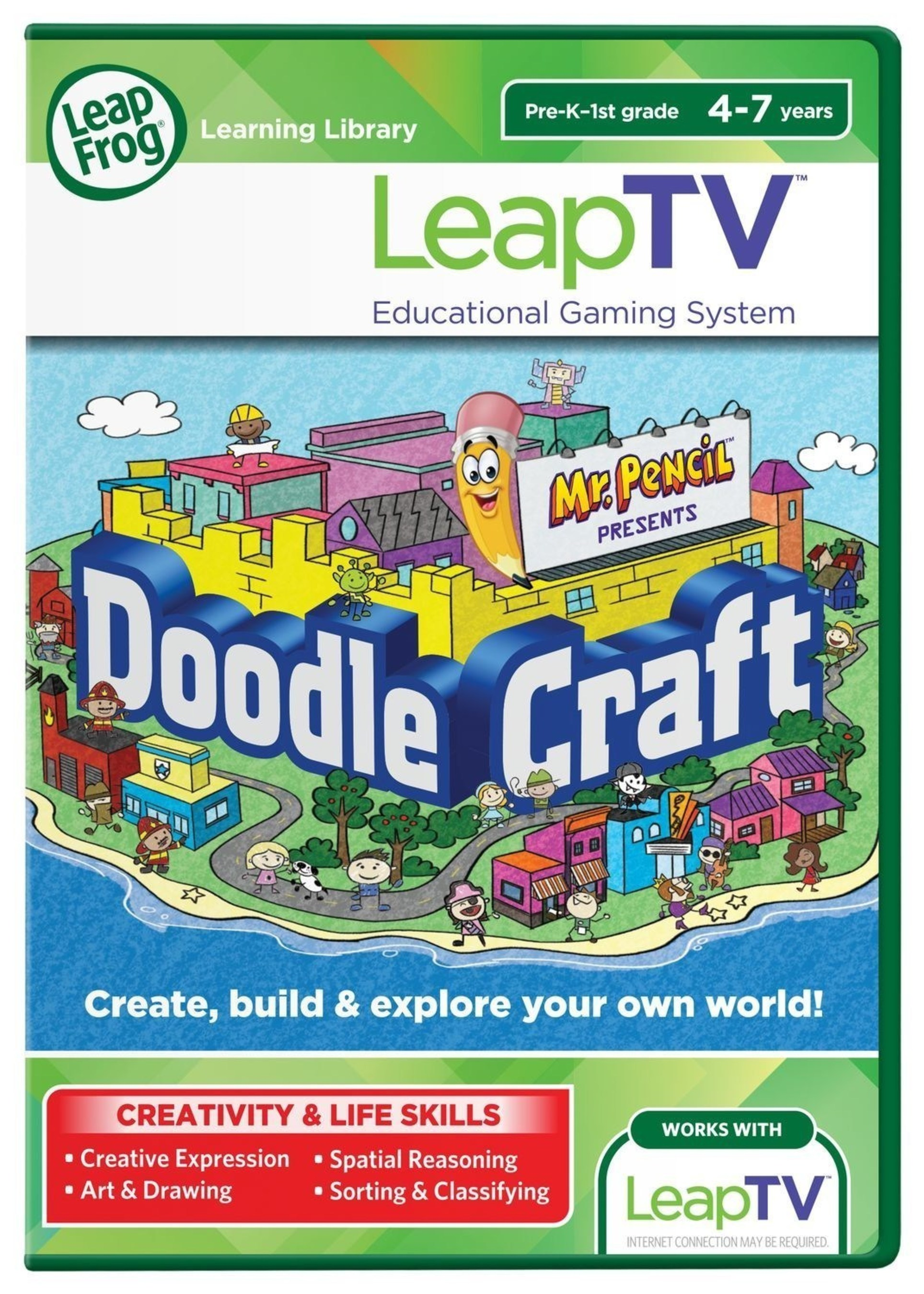 LeapFrog Announces Amazing LeapTV Game Lineup and Hot New $99 Price for Its Award-Winning LeapTV Educational Gaming System