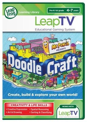 LeapTV: Mr. Pencil(TM) Presents DoodleCraft