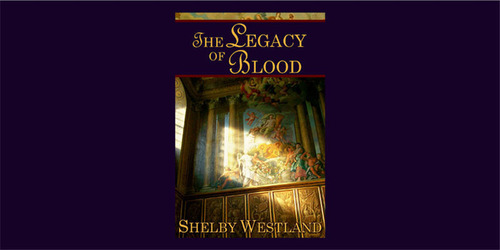 HISTORY COLLIDES WITH FICTION IN STEAMY NEW VAMPIRE ROMANCE....An epic family saga begins to unfold as The Legacy of Blood - the first in the series - draws you in and centers you around the lives of William and Quinnlyn, two lost souls whose ...