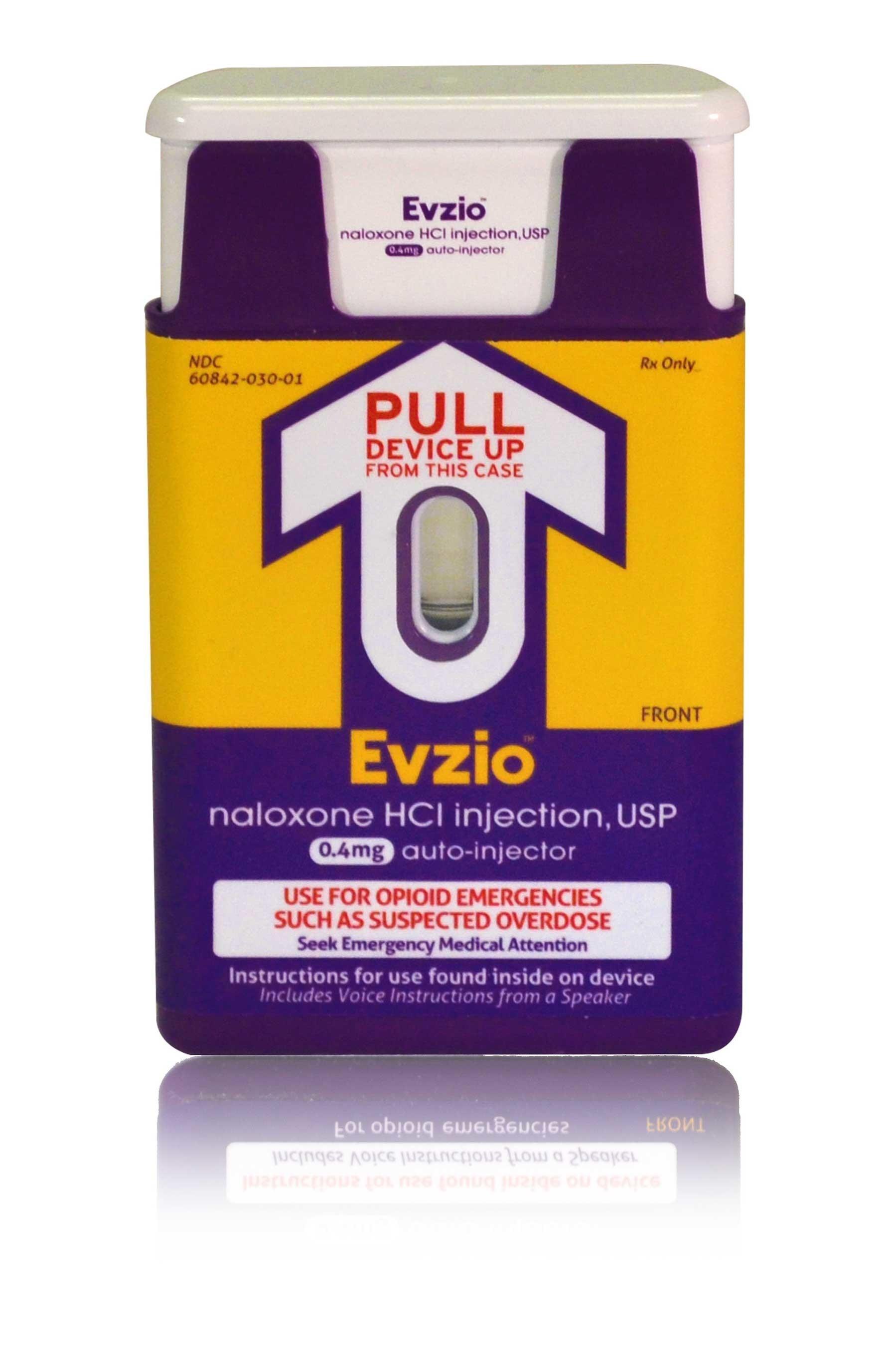 EVZIO Product Shot