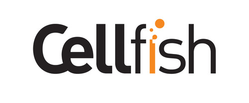 Cellfish Logo. (PRNewsFoto/Cellfish) (PRNewsFoto/CELLFISH)