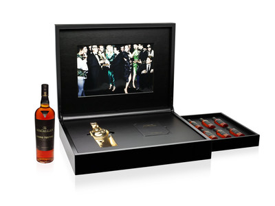 The Macallan Masters of Photography Limited Edition Pack - Mario Testino Edition