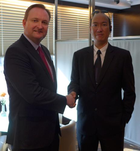 PEOPLESHIP et GlobalExec Logistics Consulting Group unissent leurs forces