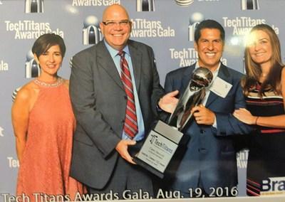 Greg Fasullo Named Tech Titans Emerging Company CEO