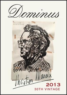 Dominus 2013 Face Label