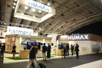 Humax Exhibition Booth at IBC 2014