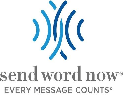Send Word Now is a 'Leader' in Gartner Inc.'s 2014 Magic Quadrant for U.S. Emergency/Mass Notification Services  (PRNewsFoto/Send Word Now)