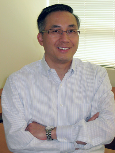 George Liang, new President of DCH Auto Operations.  (PRNewsFoto/DCH Auto Group)