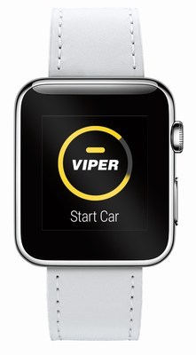Viper SmartStart Announced for Apple Watch (PRNewsFoto/Viper)