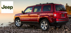 The Jeep Patriot brings originality and toughness to the bland crossover segment. (PRNewsFoto/South Oak Dodge)