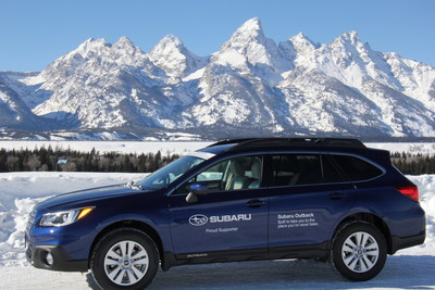 Subaru of America partners with the National Park Foundation to celebrate National Park Service centennial. Subaru previously donated Outback vehicles for use at four of America's national parks including Denali National Park and Preserve in Alaska.