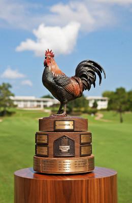 Sanderson Farms Championship Trophy, Reveille