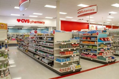 CVS Pharmacy in Target debuts in Salt Lake City, UT