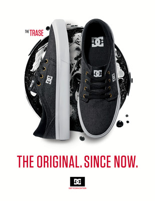 DC Shoes' Trase: The Original. Since Now.