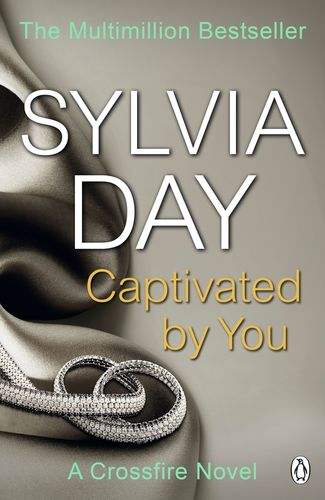 """""""Captivated by You"""" by Sylvia Day (PRNewsFoto/Penguin UK)"""
