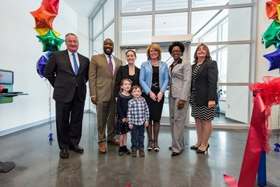 The Children's Hospital of Philadelphia celebrates the grand opening of the South Philadelphia Community Health and Literacy Center