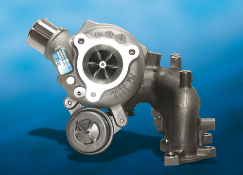 BorgWarner's twin scroll turbocharging technology improves performance and fuel economy for Hyundai's ...