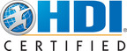 HDI Certified. (PRNewsFoto/HDI)
