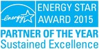 LG Electronics Honored By U.S. EPA As 2015 ENERGY STAR(R) Partner Of The Year