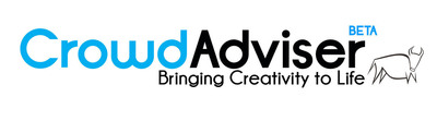 CrowdAdviser logo.  (PRNewsFoto/CrowdAdviser)