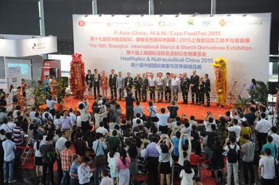 Healthplex & Nutraceutical China