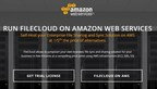 Self-Hosted Enterprise File Share and Sync Solution FileCloud Now Available Via AWS Marketplace