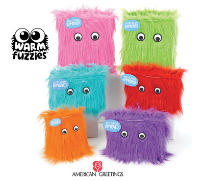 Add Fun to Any Gift with New Award-Winning Warm Fuzzies™ Gift Bags from American Greetings