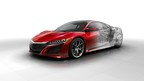 New Technical Details of the Next Generation Acura NSX Revealed at SAE 2015 World Congress and Exhibition