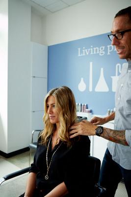 Jennifer Aniston IS Living Proof.  (PRNewsFoto/Living Proof)
