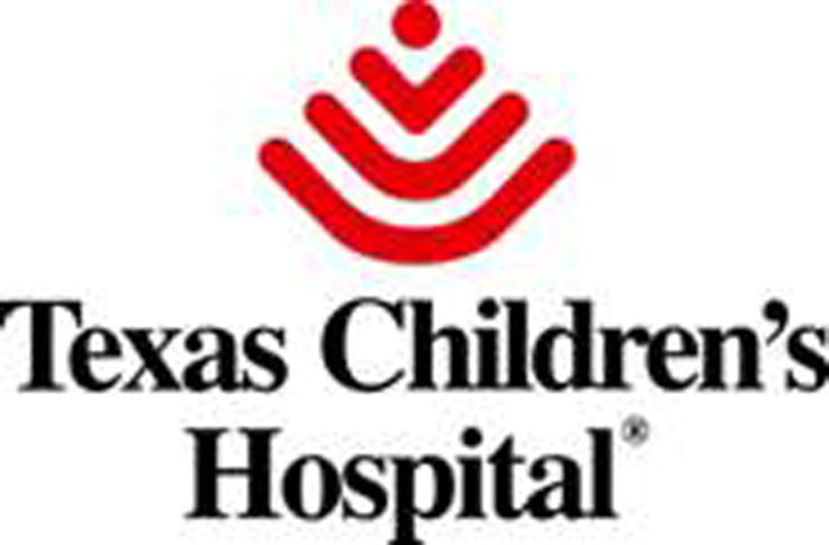 Texas Children's Hospital Logo. (PRNewsFoto/Texas Children's Hospital) (PRNewsFoto/TEXAS CHILDREN'S HOSPITAL)