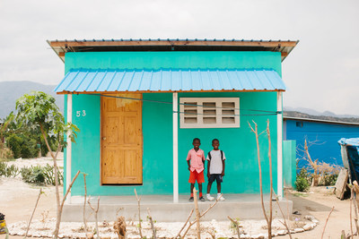 New Story is committed to providing new homes for families living in dangerous conditions. With DocuSign, New Story ensures that all crowd-funding donor dollars go into building new, safe homes, like the one pictured here.