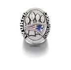 New England Patriots Super Bowl XLIX Championship ring