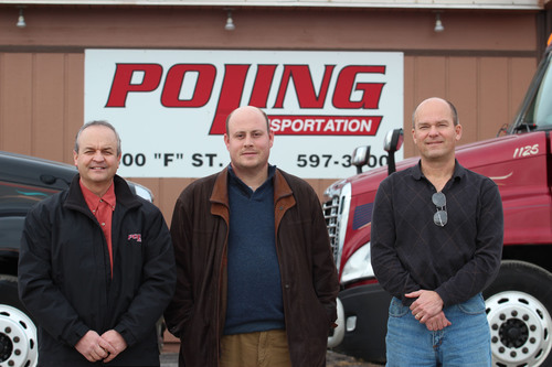 Eberhart Capital Acquires Poling Express, Building National Trucking Company