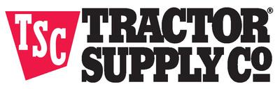 Tractor Supply Company logo.  (PRNewsFoto/Tractor Supply Company)