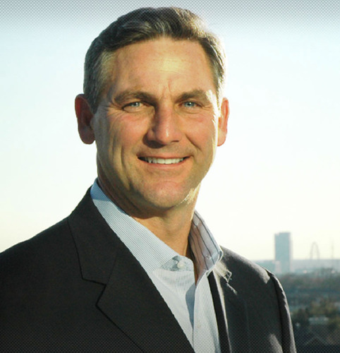 Craig James Terminated By FOX Sports For His Views on Marriage; Hires Liberty Institute.  (PRNewsFoto/Liberty ...