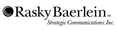 Rasky Baerlein Strategic Communications, Inc. logo. (PRNewsFoto/Rasky Baerlein Strategic Communications, Inc.) (PRNewsFoto/RASKY BAERLEIN STRATEGIC...)