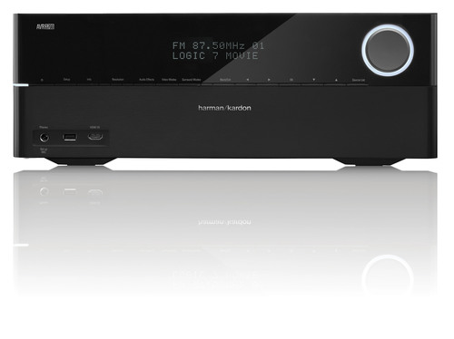 Harman Kardon® Introduces New AirPlay Networked Audio/Video Receiver