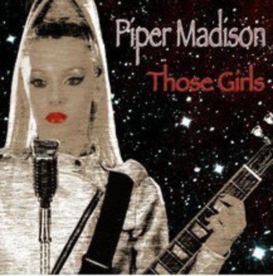 """Those Girls"" Cover Art"