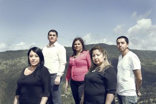 Pilar Navarrete, Wilson Barreto, Ederlidia Garizao, Maria Esperanza Sierra and Pablo Emilio Moncayo feature in ...