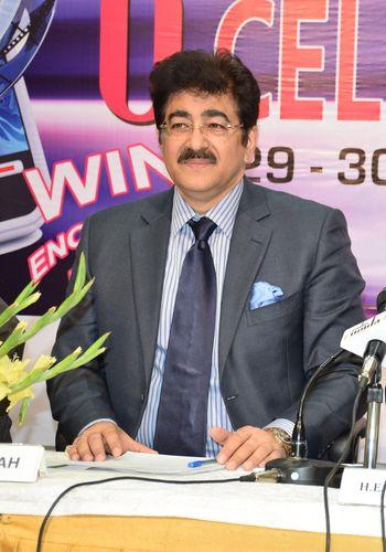 Sandeep Marwah (PRNewsFoto/AAFT)