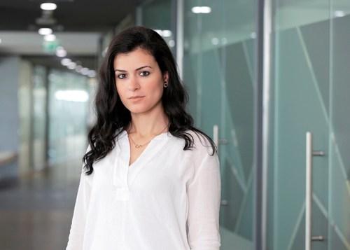 Dr. Najwa Aaraj, Vice President of Special Projects at DarkMatter. (PRNewsFoto/DarkMatter) ...