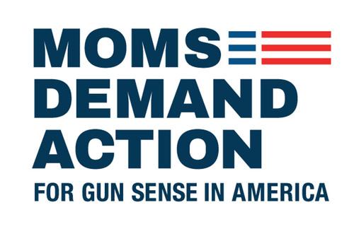Moms Demand Action for Gun Sense in AmericaLogo (PRNewsFoto/Moms Demand Action) (PRNewsFoto/Moms Demand ...
