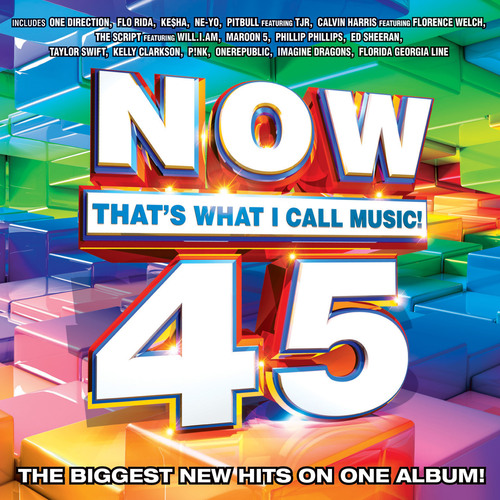 "The world's best-selling, multi-artist album series, NOW That's What I Call Music!, has gathered today's biggest hits for NOW That's What I Call Music! Vol. 45, to be released February 5. NOW 45 will be available on CD and for download purchase from all major digital service providers. NOW That's What I Call Music! Vol. 45 features 16 major current hits from today's hottest artists, plus four free up-and-coming ""NOW What's Next"" New Music Preview tracks. www.nowthatsmusic.com.  (PRNewsFoto/EMI Music / Sony ..."