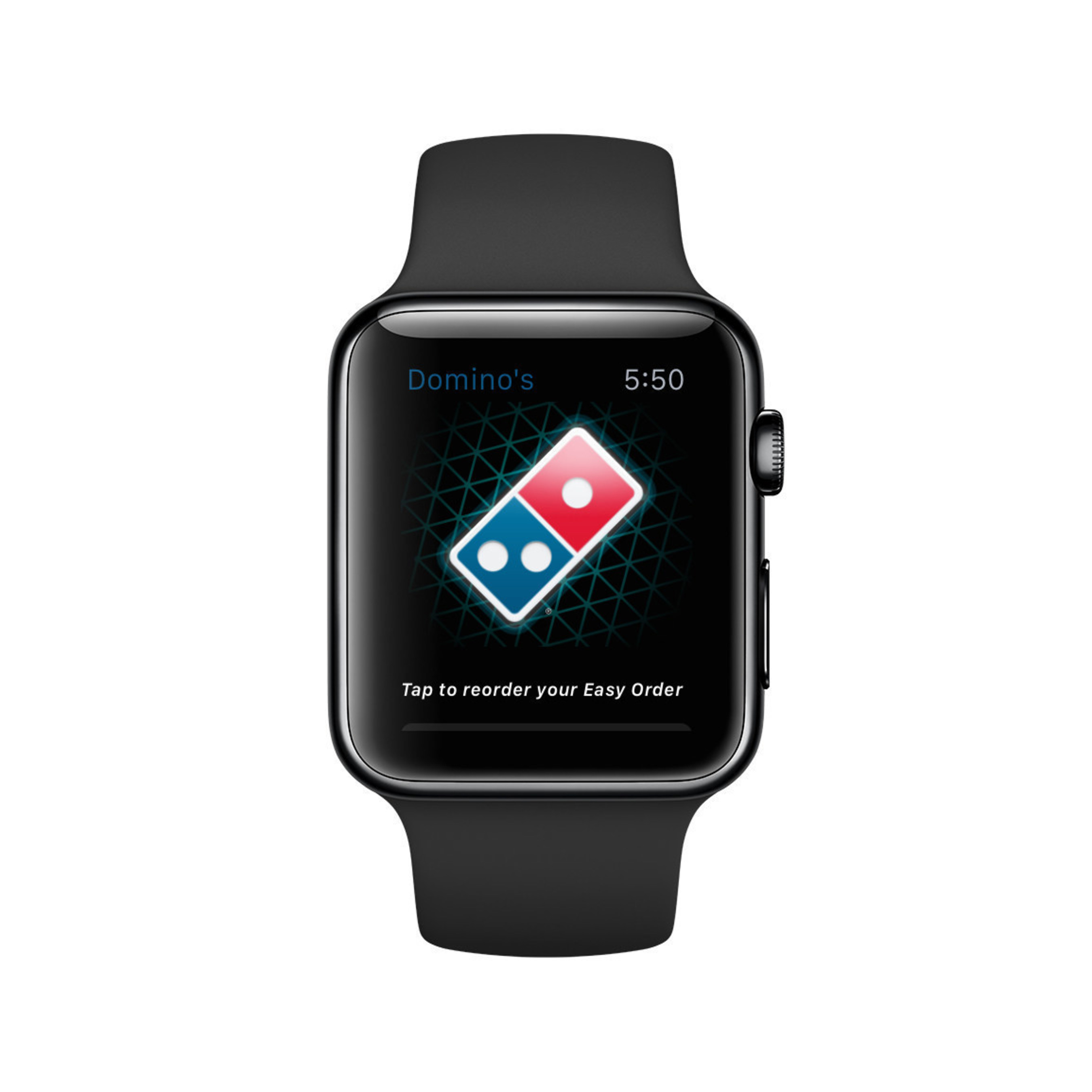 Domino's is adding Apple Watch to its lineup of ordering capabilities beginning today.