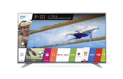 LG Electronics debuts Channel Plus streaming service.