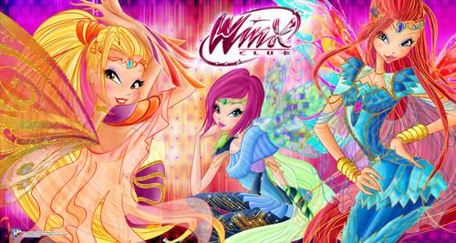 Netflix and Rainbow Studios Announce Spin-off of Winx Club as a New Original TV Series for Kids (PRNewsFoto/Netflix, Inc.)