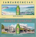 A Postcard from 'Monte Carluke' and 'Lanzarothesay'!